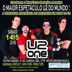 U2 INSTAGRAM