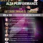 Evento Alta Performance
